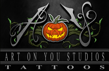 Art on You Studios. Tattoos, Piercings and Needful Things