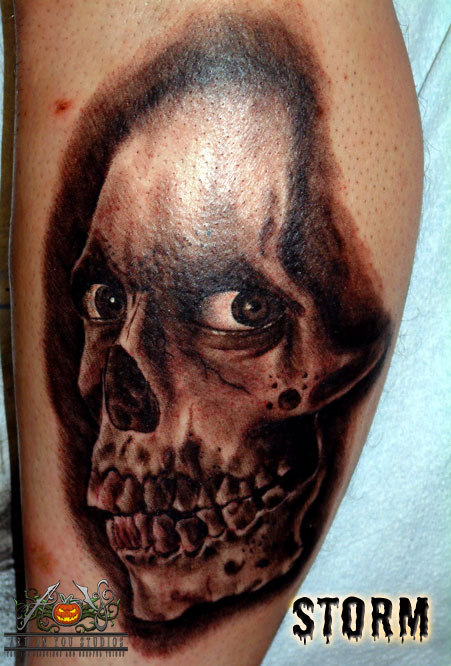 Tattoo by A.W. Storm Anderson of Art on You Tattoo Studios in Magna, UT